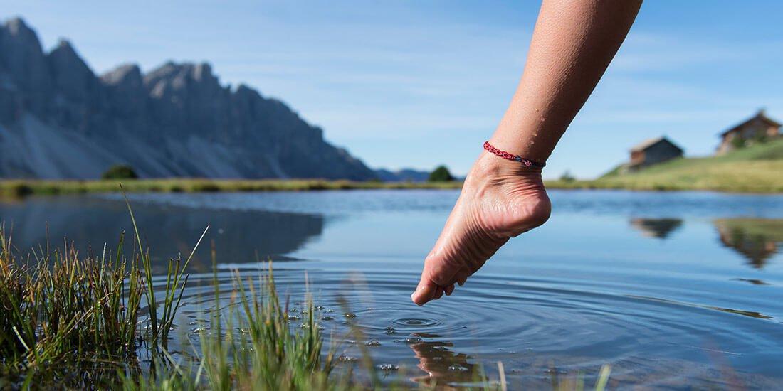 Rilassatevi in riva al lago o fate un'escursione in montagna