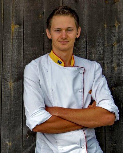 Chef di cucina Alexander