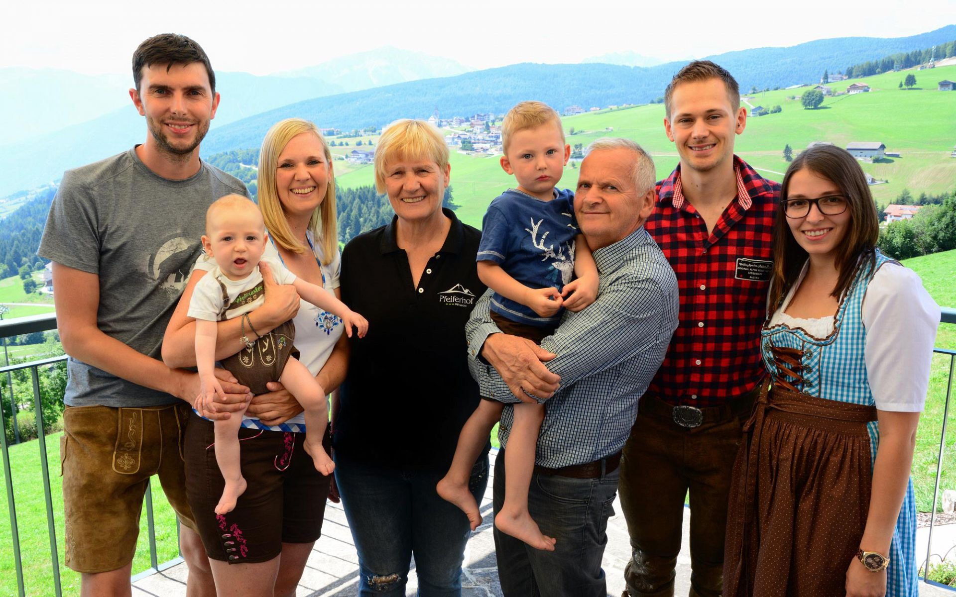 famiglia Unterkircher