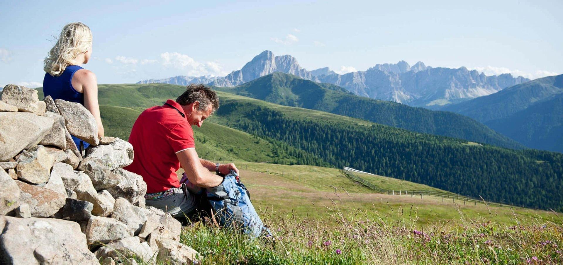 5 = 4 Frühsommer in den Bergen - Für Naturliebhaber und Genießer